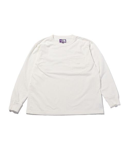 <THE NORTH FACE PURPLE LABEL> 7oz POC L/S TEE □□/Tシャツ