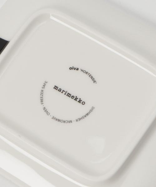 OIVA / HORTENSIE PLATE 15×12㎝