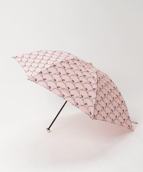 折りたたみ傘 【タイムレスキャット】