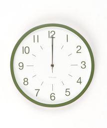 LBC(エルビーシー)のWALL CLOCK Lefteo 電波時計(掛け時計)