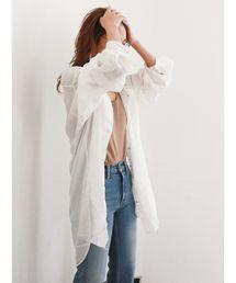 Ungrid(アングリッド)のシアールーズシャツ(シャツ/ブラウス)