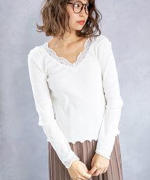 OLIVE des OLIVE(オリーブデオリーブ)のコスパロンティー(Tシャツ/カットソー)
