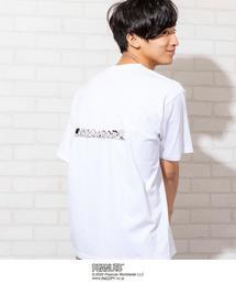 【メンズ】クリニクラウン PEANUTS Tシャツ(SNOOPY/スヌーピー)