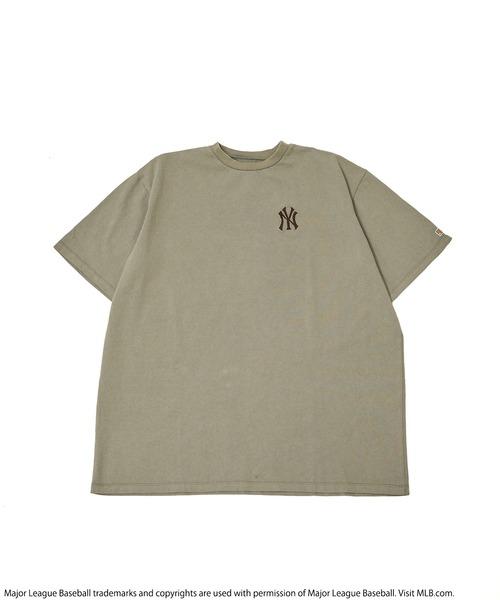 【MLB】ワンポイントロゴTシャツ