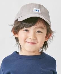 Lee(リー)の【LEE】KIDS LOW CAP COTTON TWILL / 【リー】キッズ ロウ キャップ コットン ツイル オーバーライド(キャップ)
