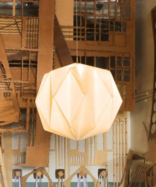 the california workshop medium ball orikata ペンダントランプ 照明