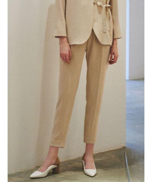 新品同様 【セール】LADY ジョーゼットテーパードパンツ(パンツ)|LAGUNAMOON(ラグナムーン)のファッション通販, 三星カメラ:39c7e165 --- hundefreunde-eilbek.de
