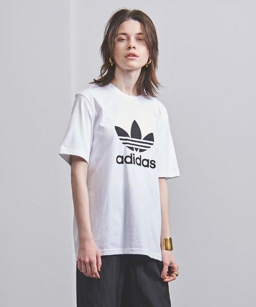 <adidas Originals(アディダス オリジナルス)>TREFOIL Tシャツ■■■