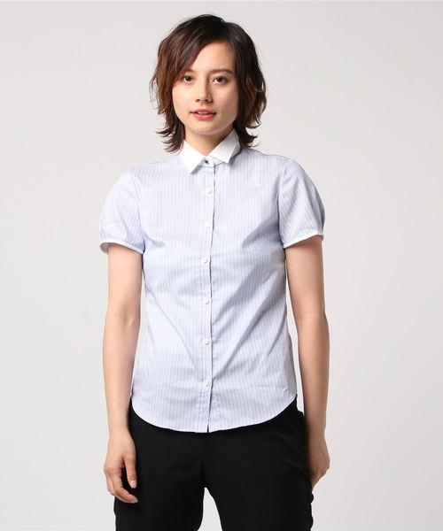 d83a1c9a60b066 THE SUIT COMPANY|ザ・スーツカンパニーのシャツ/ブラウス(コットン ...