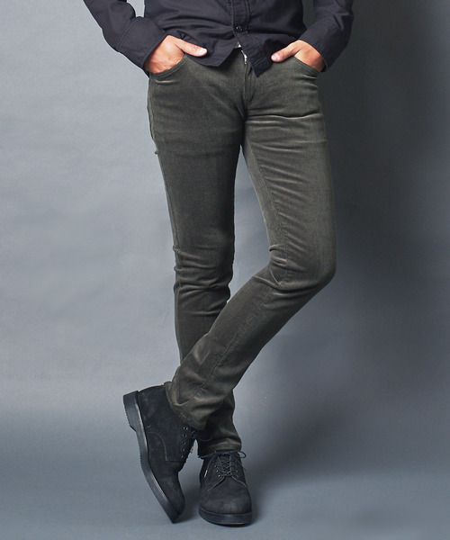 【GINGER掲載商品】 NO.55 SUPER CORDULOY SKINNY PANTS:NO.55 STRETCH CORDULOY PANTS:NO.55 SUPER スーパースキニーストレッチコーデュロイパンツ(パンツ)|Magine(マージン)のファッション通販, TK SPORTS:16ca7656 --- fahrservice-fischer.de