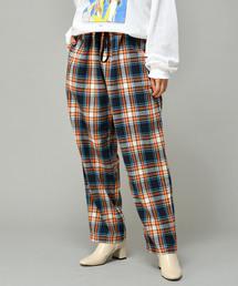 CIAOPANIC(チャオパニック)の【選べるサイズ・選べる素材】ユニセックスで穿けるシェフパンツ(パンツ)
