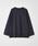 JUHA(ユハ)の「BIG BORDER L/S TEE(Tシャツ/カットソー)」|詳細画像