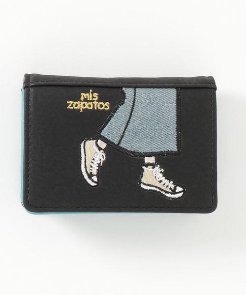 mis zapatos カードケース