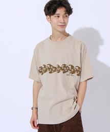 SUNNY SPORTS(サニースポーツ)別注USAコットン BEACH CLEAN Tシャツ