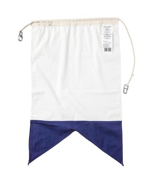 PUEBCO(プエブコ)の「OCEAN SIGNAL FLAG APRON(エプロン)」|その他1