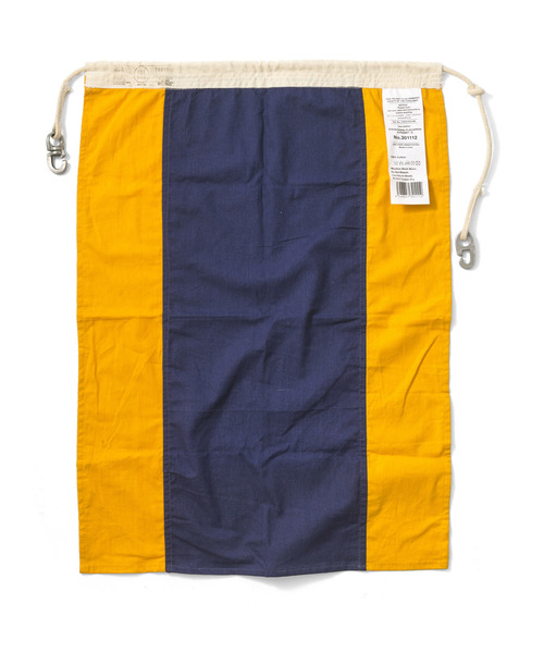 PUEBCO(プエブコ)の「OCEAN SIGNAL FLAG APRON(エプロン)」 その他2