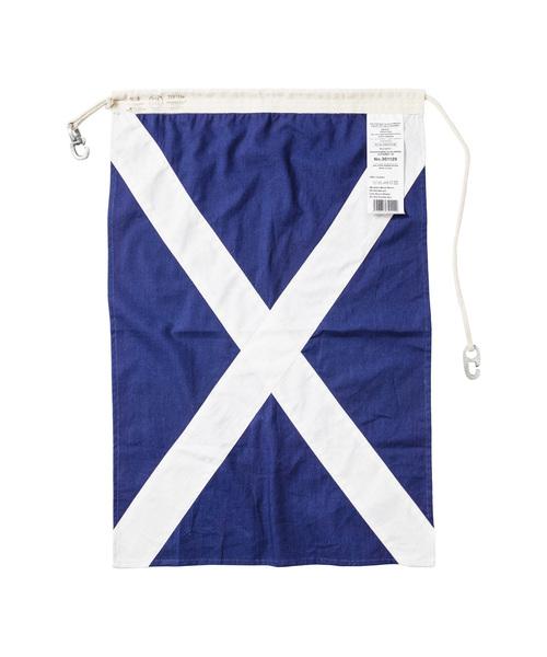 PUEBCO(プエブコ)の「OCEAN SIGNAL FLAG APRON(エプロン)」|その他3