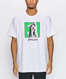 <PLEASURES × Marilyn Manson> SUFFER TEE/Tシャツ