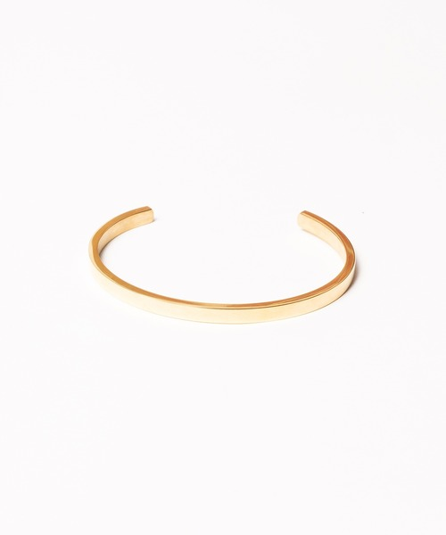 Anthe by yarka / stainless plane bangle