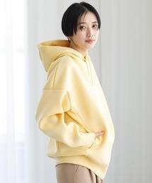 koe(コエ)のライトダンボールパーカー〇(パーカー)