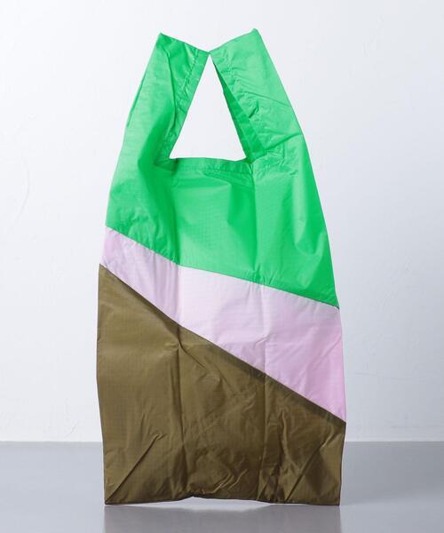 <SUSAN BIJL (スーザン ベル) > ショッピング バッグ M