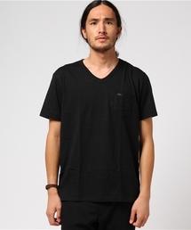 Lee(リー)のベーシック Vネック Tシャツ(Tシャツ/カットソー)