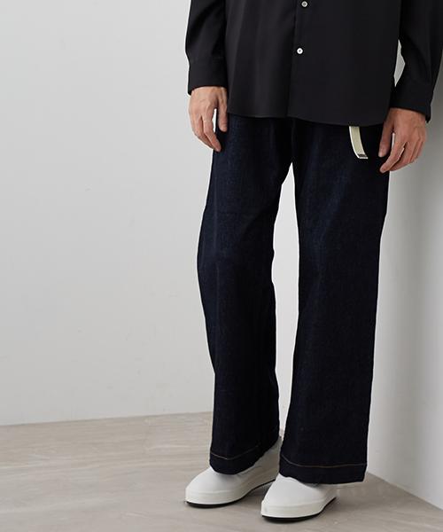 贅沢屋の 【セール】ゼログラビティー2WAYバギーパンツ(デニムパンツ) TOKYO|UNITED TOKYO(ユナイテッドトウキョウ)のファッション通販, 手芸&インテリア雑貨 e_chercher:1c8e474f --- blog.buypower.ng