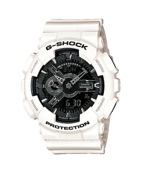 新しい White and/ Black Series(ホワイト&ブラックシリーズ) Black/ GA-110GW-7AJF// Gショック(腕時計)|G-SHOCK(ジーショック)のファッション通販, 西松浦郡:52facf23 --- kredo24.ru
