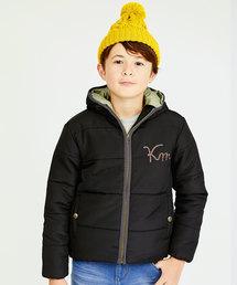 KRIFF MAYER Kid's Collection(クリフメイヤーキッズコレクション)のSTANDARD-HOODIE中綿ジャケット(ナイロンジャケット)