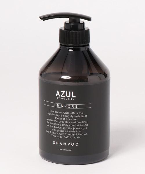 AZUL BY MOUSSY(アズールバイマウジー)の「AZUL Shampoo/AZULシャンプー(シャンプー)」|ブラック