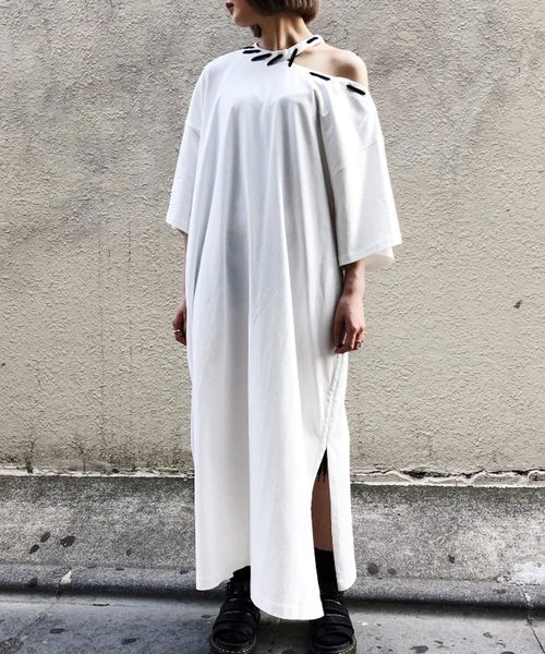 最安価格 【セール】Staple Jersey Dress(ワンピース)|PAMEO POSE(パメオポーズ)のファッション通販, 遊ストーン:fac3472f --- 5613dcaibao.eu.org