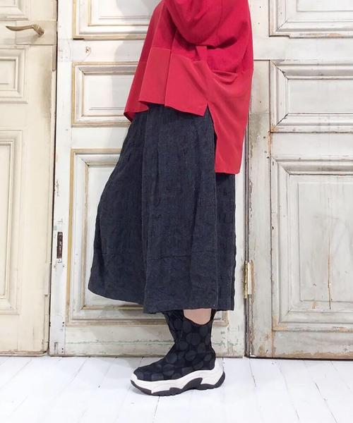 【60%OFF】 ミルドチェック ウェイブパンツ(パンツ)|gomme(ゴム)のファッション通販, dai8家具:1e6a4361 --- skoda-tmn.ru