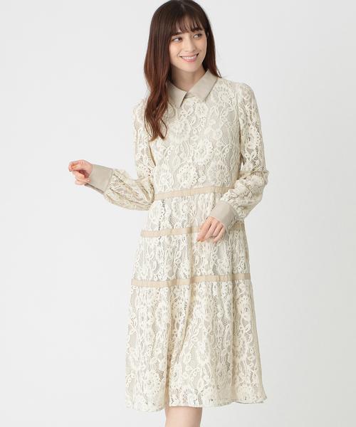 【正規販売店】 モールフラワーラッセルドレス(ワンピース)|TO BE TO CHIC(トゥー ビー BE CHIC,トゥー シック)のファッション通販, SAISEI:cd26daaf --- 888tattoo.eu.org