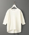 6(ROKU) BEAUTY&YOUTH UNITED ARROWS | <6(ROKU)>THERMAL CREW NECK 6SLEEVE/サーマル(Tシャツ・カットソー)