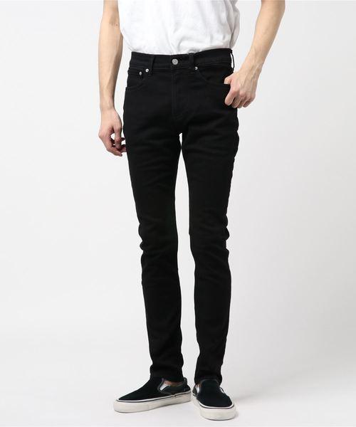 驚きの値段 【CALVIN KLEIN JEANS】メンズ KLEIN ブラック スキニー ジーンズ(デニムパンツ) JEANS】メンズ|Calvin スキニー Klein Jeans(カルヴァンクラインジーンズ)のファッション通販, あんどんや:49d85bf6 --- skoda-tmn.ru