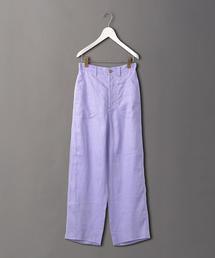 <6(ROKU)>AMUNZEN PANTS/パンツ