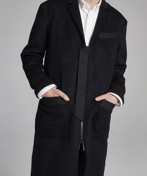 SToL:Chesterfield Coat:チェスターフィールドコート