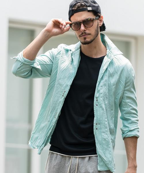 送料無料 mcg2521-linen hook shirts by shirts hook シャツ(シャツ/ブラウス)|wjk(ダヴルジェイケイ)のファッション通販, ジュエリーフジ:bd5cebf1 --- ulasuga-guggen.de
