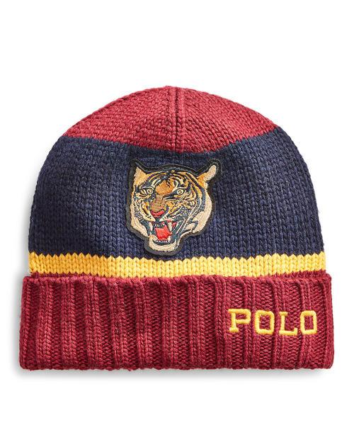 【大特価!!】 ラグビーストライプ RALPH タイガー ハット(ニットキャップ/ビーニー) POLO|POLO メンズ,POLO RALPH LAUREN(ポロラルフローレン)のファッション通販, HOOP HOUSE:c2716262 --- wm2018-infos.de