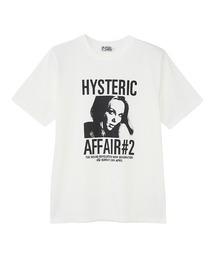 HYS AFFAIR#2 Tシャツホワイト