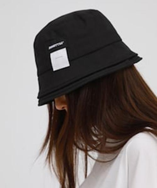【DO NOT TAG】【2021SS】Brand logo bucket hat MZ02430