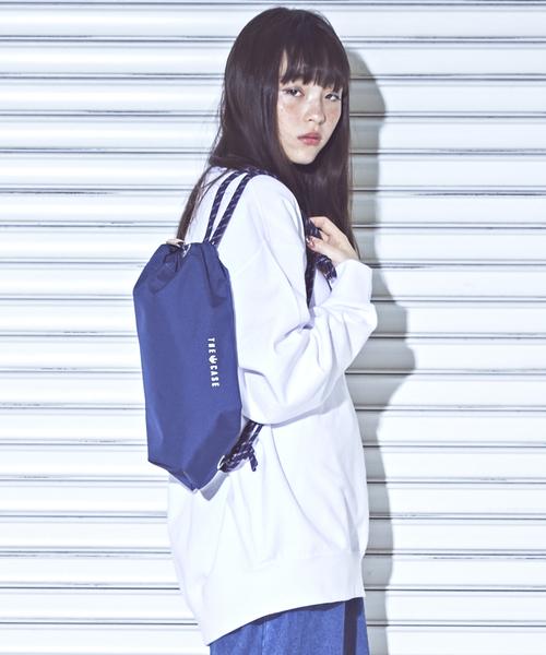 【THE CASE】SHIBORI LIGHT 4WAY SACK / シボリ ライト 4ウェイ サック