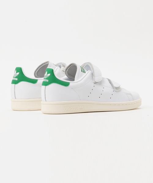 adidas Originals FAST (ランニングホワイト/ランニングホワイト/グリーン)