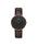 Daniel Wellington(ダニエルウェリントン)の「「Daniel Wellington/ダニエルウェリントン」 クラシックブラック 36mm レザーバンド ローズゴールド/シルバー(腕時計)」|ダークブラウン