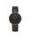 Daniel Wellington(ダニエルウェリントン)の「「Daniel Wellington/ダニエルウェリントン」 クラシックブラック 36mm レザーバンド ローズゴールド/シルバー(腕時計)」|ブラック×ゴールド
