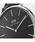 Daniel Wellington(ダニエルウェリントン)の「「Daniel Wellington/ダニエルウェリントン」 クラシックブラック 36mm レザーバンド ローズゴールド/シルバー(腕時計)」|詳細画像
