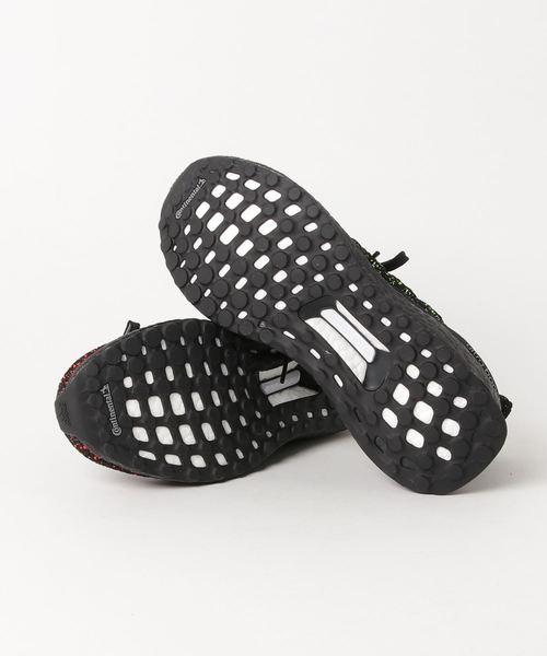 adidas UltraBOOST CLIMA (コアブラック/コアブラック/ソーラーレッド)
