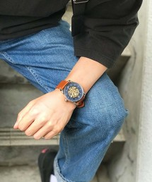 FOSSIL(フォッシル)のTHE COMMUTER AUTOMATIC ME3159(腕時計)