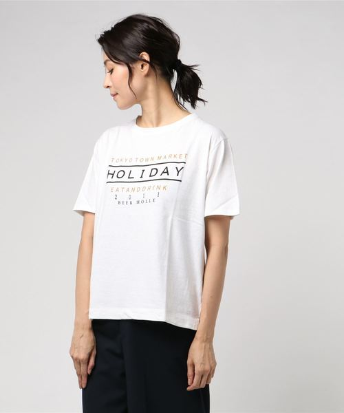 HOLIDAY Tシャツ
