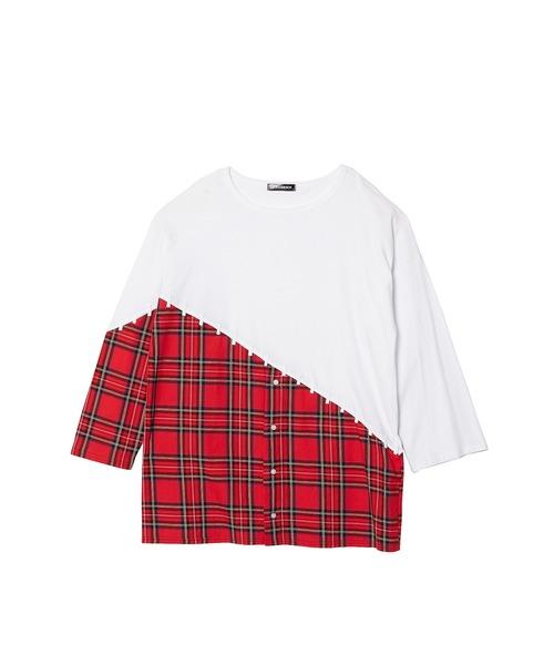 ankoROCK(アンコロック)の「移植カットソー -メガビッグ-(Tシャツ/カットソー)」 詳細画像